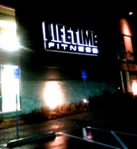 My gym - Lifetime Fitness